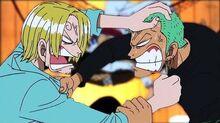 Zoro & Sanji Funny Moments One Piece