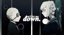 Don't let me down SDR2; Kuzupeko