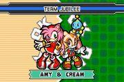 SonicAdvance3 Amy&Cream