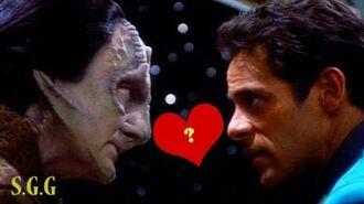 Garak & Bashir Star Trek DS9's Covert Affair - Garashir