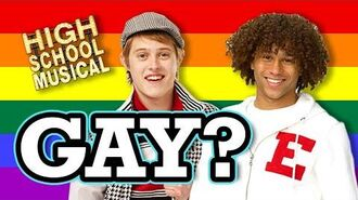 Are They Gay? - Chad and Ryan from High School Musical