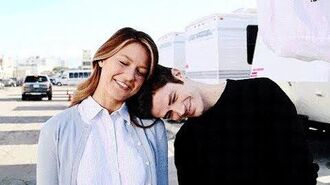 Barry and Kara ϟ Superflash - Without Me