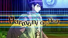 "Dangan Salmon Team - Kaito Momota ""Harmonious Heart"" Event Danganronpa V3"