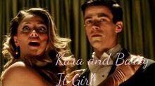 Kara and Barry It Girl