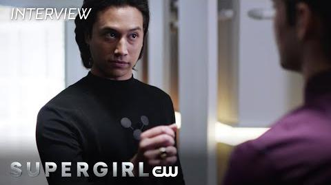 Supergirl Jesse Rath Season 3 - Favorite Scenes The CW