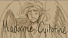 Madame Guillotine - Good Omens Animatic