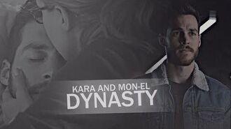 Kara & mon-el dynasty +3x09
