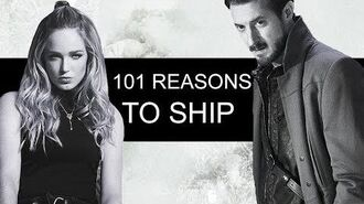 101 Reasons To Ship Rip Hunter & Sara Lance