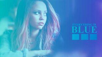 Cheryl Blossom & Toni Topaz Everything is Blue AU