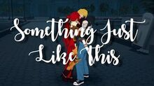 RWBY AMV ~ Something Just Like This ~ Arkos
