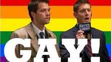 Are They Gay? - Dean and Castiel (Destiel) Part 2