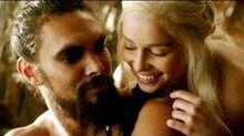 Daenerys and Khal Drogo - Stay