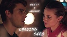 Betty & Archie Chasing Cars +4x18