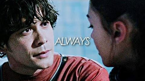 You with me? Always