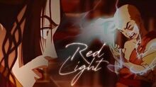 Red Light ✘ azula + aang