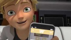 Adrien and Plagg Moments Season 1-3