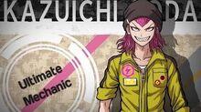 Danganronpa 2 Goodbye Despair - Kazuichi Soda Free Time Events