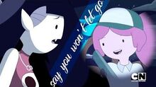 Say You Won't Let Go~ Marceline x Bubblegum AMV