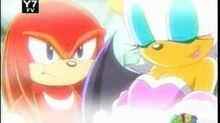 Knuckles and Rouge - Beautiful girl