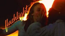 Jack + Elizabeth Flashlight