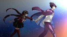 Kaito X Maki『ʀᴇᴀᴄʜ ғᴏʀ ᴛʜᴇ sᴛᴀʀs』