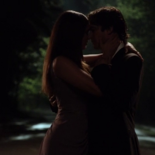 Delena's last dance in 6x22: I'll Be Thinking Of You All The While