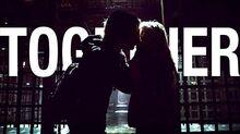 Oliver and sara together