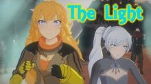 RWBY AMV Freezerburn (The Light)