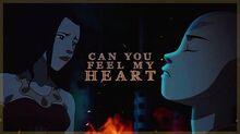 Can you feel my heart ✘ azulaang