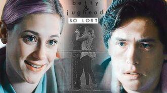 Betty + Jughead So Lost (+2x05)