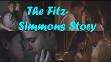 The Fitzsimmons Story from Agents of Shield Part 1 (Seasons 1-3)