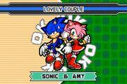 SonicAdvance3 Sonic&Amy
