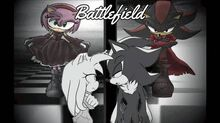 Shadow And Amy Battlefield AMV