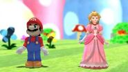 MMD X Super Mario Mario & Peach Sing 'Love Me Like You Do' (Request 7 From Erika)