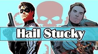 Stucky Joins Hydra?!? Dark Captain America & Bucky Barnes