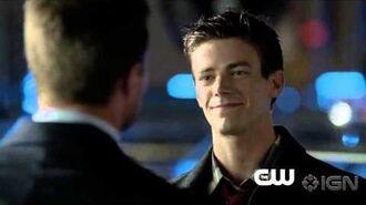 Arrow - Meet Barry Allen