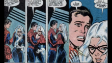 Felicia is able to love Spider-Man but not the man under the mask