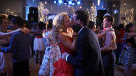 Barry and Lainey dance