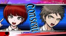 "Dangan Island - Mahiru Koizumi ""Shot Through The Heart"" Event Danganronpa 2"