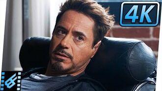 Tony Stark & Bruce Banner After Credits Scene Iron Man 3 (2013) Movie Clip