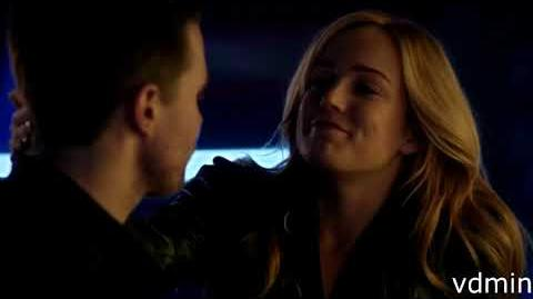Sara Lance - Oliver Queen Beautiful crime