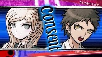 "Dangan Island - Sonia Nevermind ""Shot Through The Heart"" Event -Danganronpa 2-"