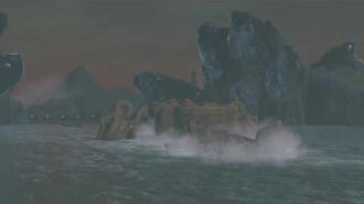 Mipha's Spirit cutscene - Breath of the Wild