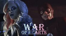 Barry & Caitlin War Of Hearts (+3x20)