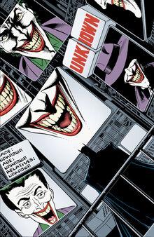 Killing Joke - Batman obsesses over the Joker