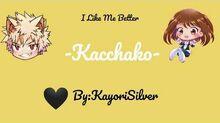 "BNHA Bakugo x Uraraka ""I Like Me Better"" AMV"