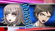 "Dangan Island - Chiaki Nanami ""Shot Through The Heart"" Event Danganronpa 2"