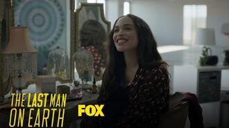 Erica And Gail Share A Kiss - Season 3 Ep. 16 - THE LAST MAN ON EARTH