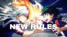 New Rules - BNHA AMV (TodoDeku)