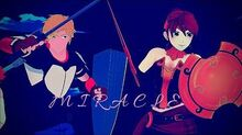 RWBY Jaune and Pyrrha AMV Miracle